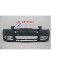 아우디 A4 전범퍼 8E 대체부품/ 애프터부품/ 8E0807105DGRU