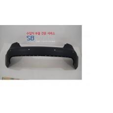 아우디 A4 후범퍼 8E 대체부품/ 애프터부품/ 8E5807303CGRU