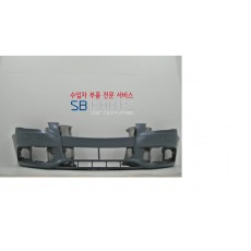아우디 A4 전범퍼 8K 대체부품/ 애프터부품/ 8K0807105AGRU
